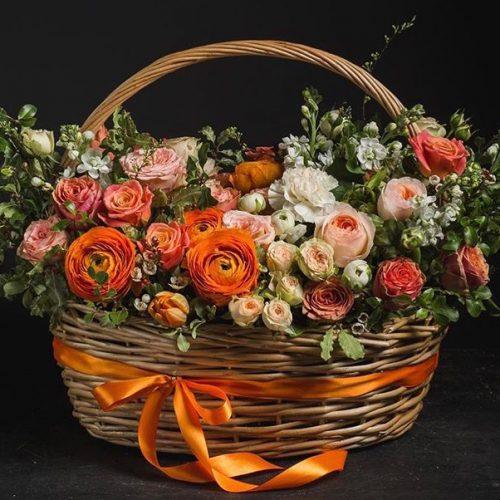 cesta de flores-2
